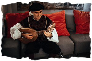 Mark Willcocks Romantic Guitar and Renaissance Lute