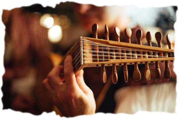 Mark Willcocks Romantic Guitar and Renaissance Lute